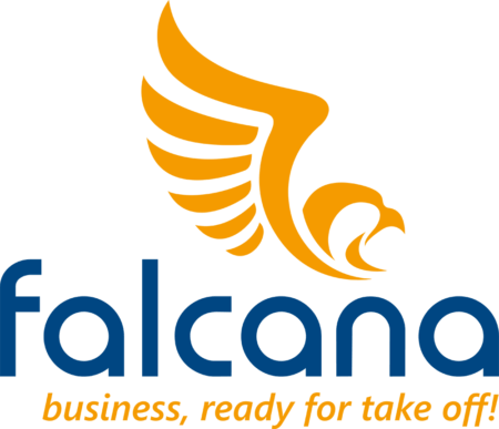 falcana. business, ready for take off!
